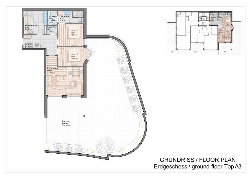 Our apartments - Kitzbüheler Alpen Lodge